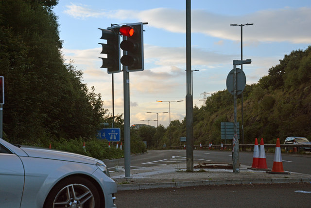 Neath Port Talbot : M4 Motorway