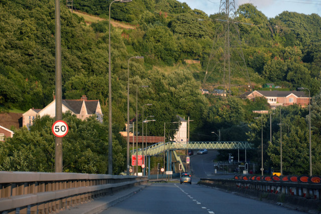 Port Talbot : The A48