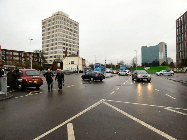 Eaton Road