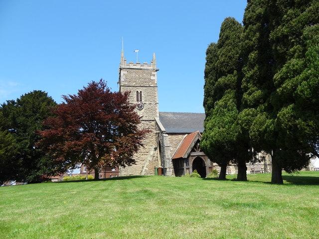 St John The Baptist Church Alkborough North Lincolnshire
