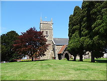 SE8821 : St John The Baptist Church Alkborough North Lincolnshire by Bob Pearce