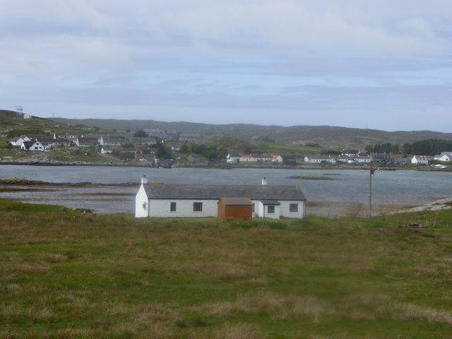House at Airidh Mhaoraich