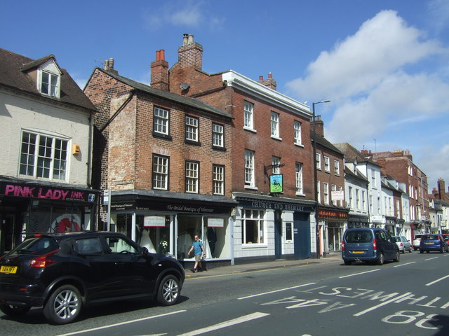 The Dragon Inn, Worcester