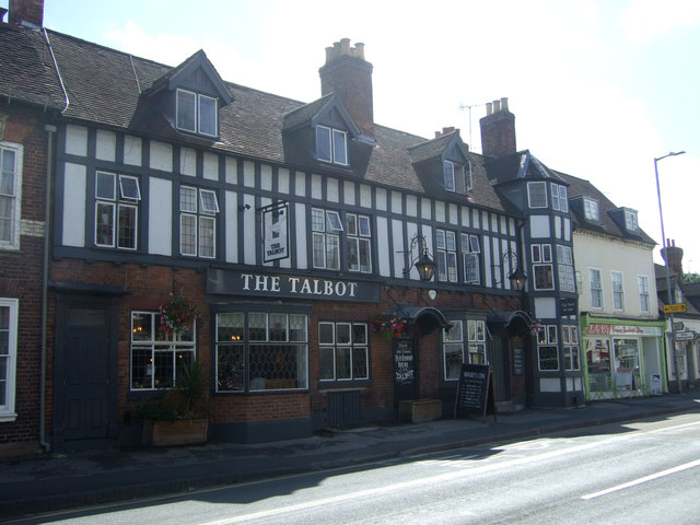 The Talbot public house, Worcester