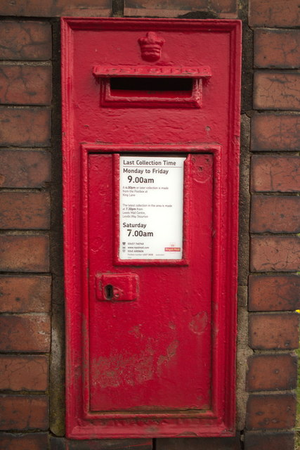 Anonymous Postbox, King Lane