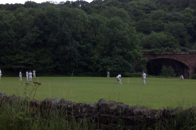 Grosmont cricket ground