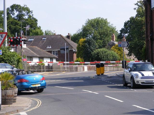 Brockenhurst Crossing
