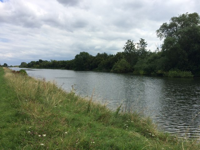 Wider Part of The Gloucester and Sharpness Canal