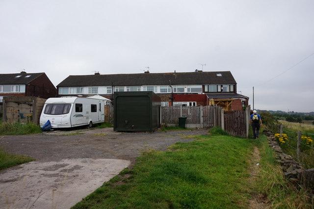 Lower Hall Close, Liversedge