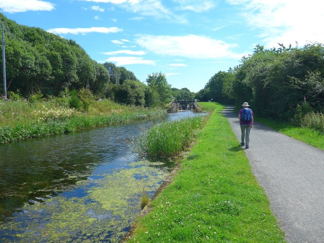 The Forth & Clyde Canal
