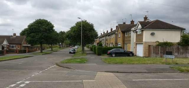 Thurncourt Road in Leicester