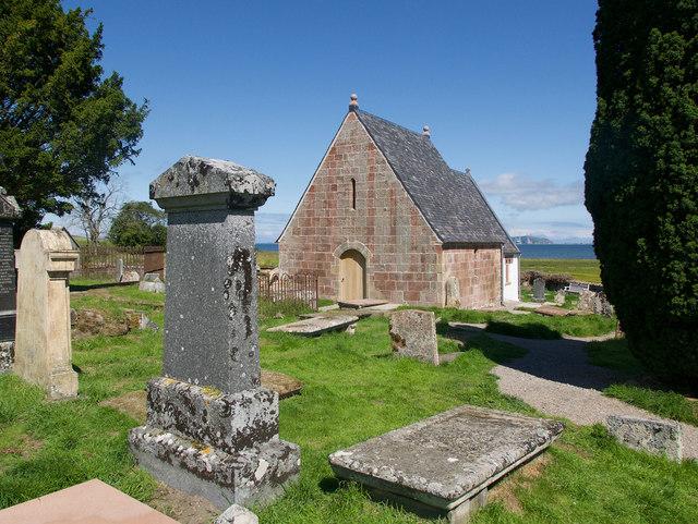 Graveyard of St Michael's Kirk