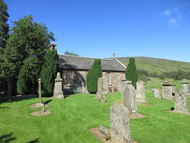 Clova Kirk and graveyard