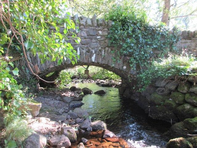 Little bridge at Clova