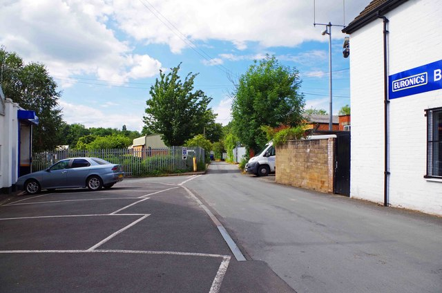 Factory Lane, Bromsgrove, Worcs