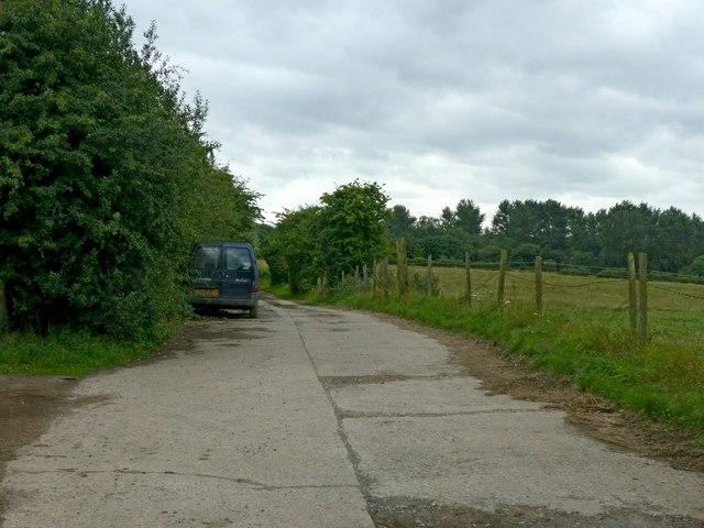 Near Hill Farm, Stanley