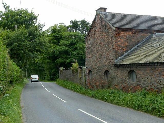 Home Farm, Derby Road, Stanley