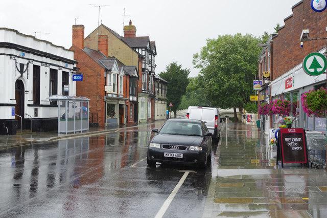 Teme Street, Tenbury Wells