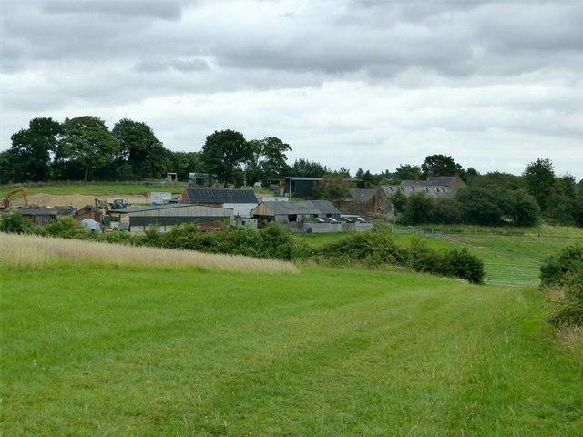 Park Farm and Hayes Park Farm