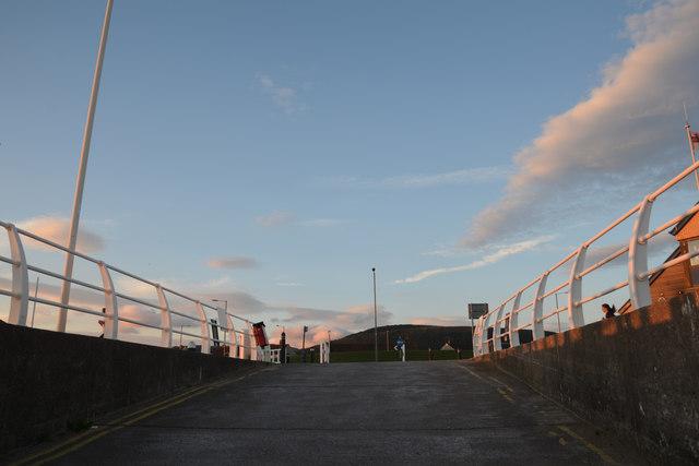 Port Talbot : Ramp