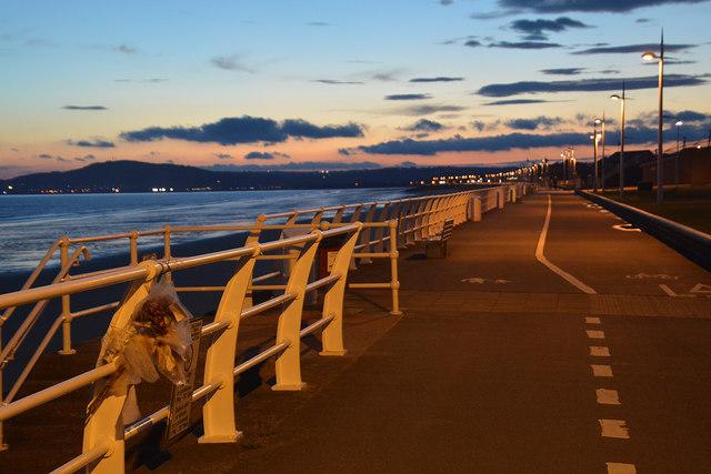Port Talbot : The Promenade