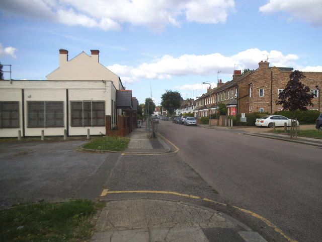 Nant Road, Childs Hill