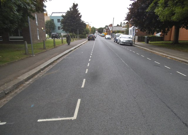 Granville Road, Childs Hill