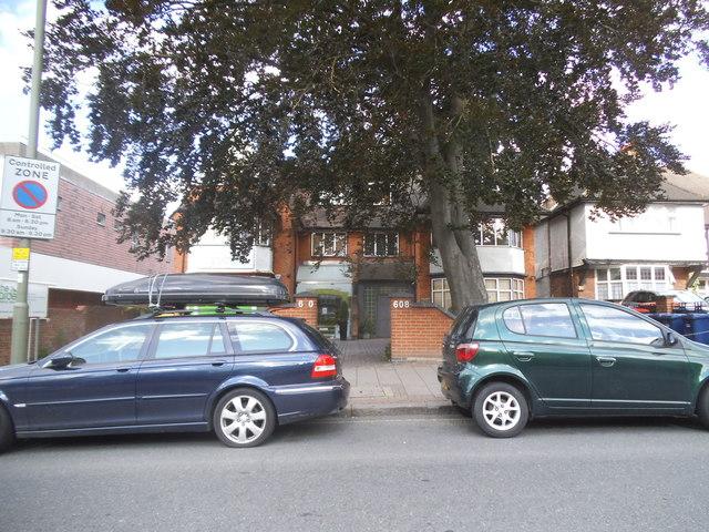 608 Finchley Road, Golders Green