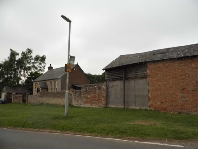 Farm buildings on Common Road, Whipsnade