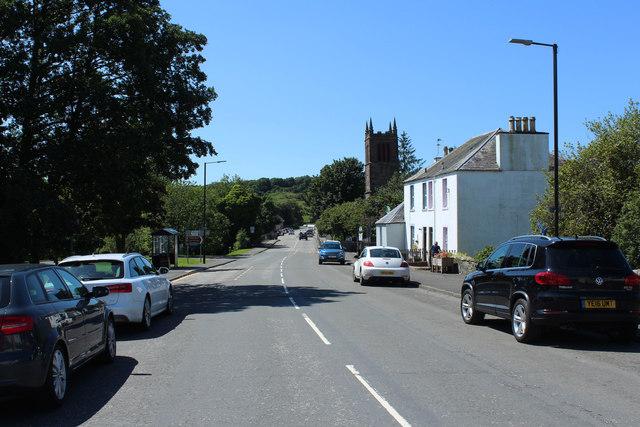 High Street, Gatehouse of Fleet