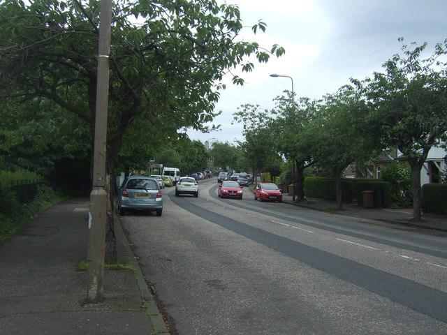 Blackford Avenue EH9