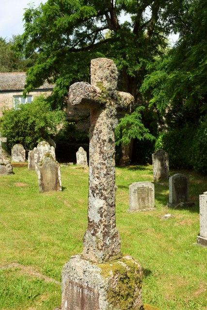 Cross, Gidleigh