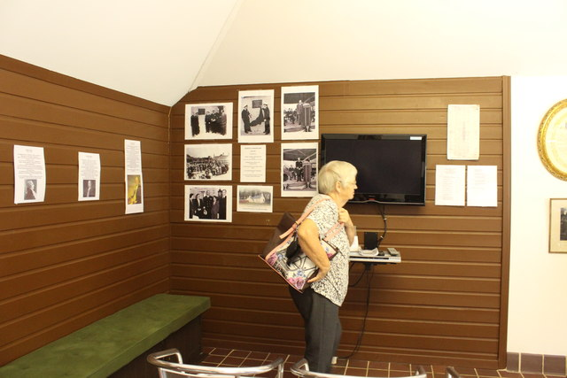 Video Room at the John Paul Jones' Museum