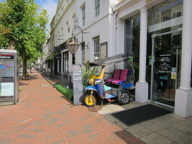 Tuc Tuc on Calverley Road