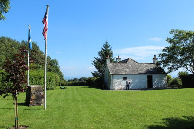 John Paul Jones' Birthplace