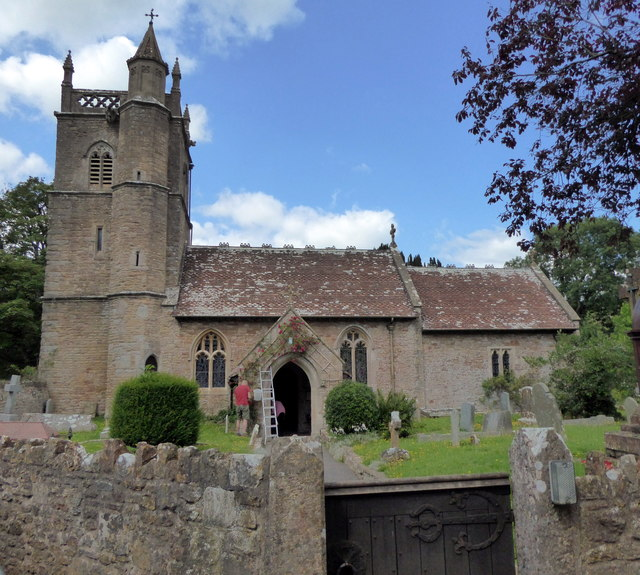 St Michael & All Angels Church, Rowberrow