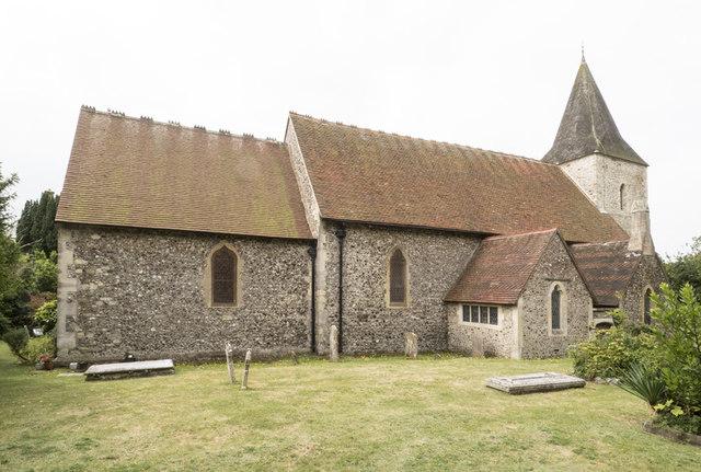 St Peter, East Blatchington