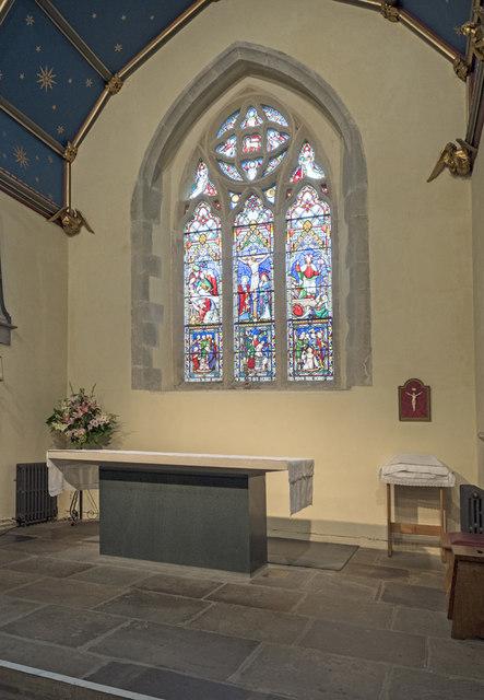 St Peter, East Blatchington - Sanctuary