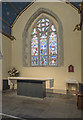 TV4899 : St Peter, East Blatchington - Sanctuary by John Salmon