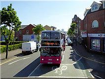 J3274 : Shankill Road, West Belfast by David Dixon