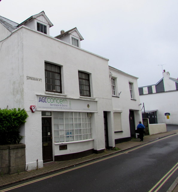 Age Concern Barnstaple & District office