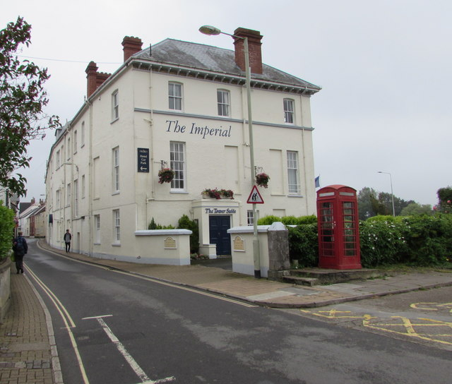 The Imperial, Barnstaple