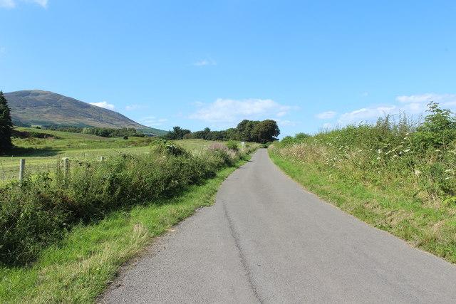 Road to Kirkbean