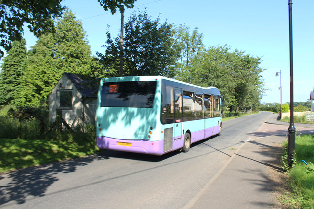 Bus to Carsethorn