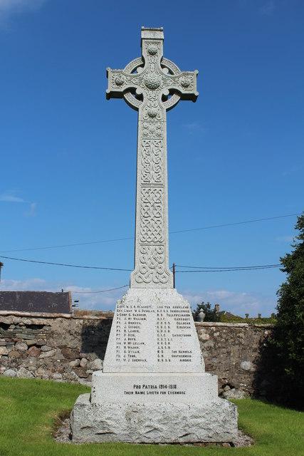 War Memorial, Kirkbean