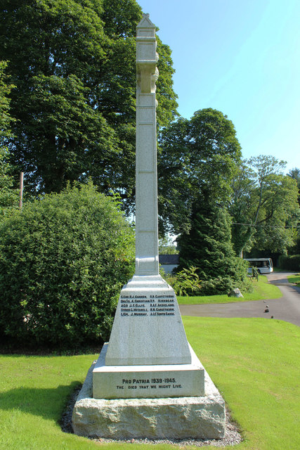 War Memorial, Kirkbean