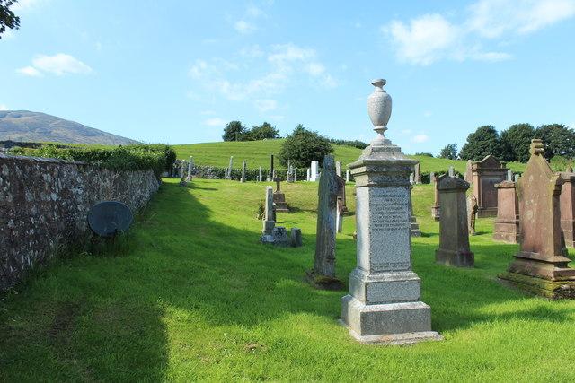 Kirkbean Parish Church Graveyard