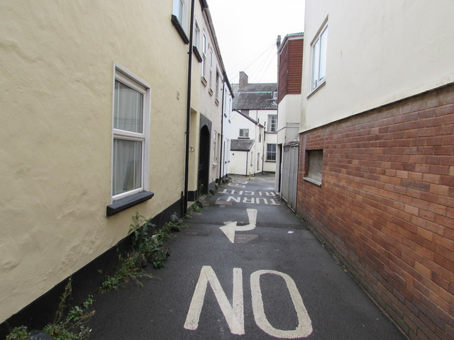 Litchdon Lane, Barnstaple