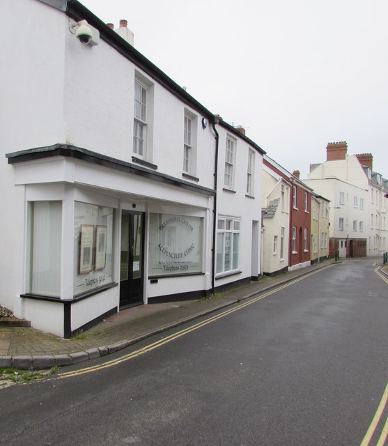 Acupuncture clinic, 30 Litchdon Street, Barnstaple