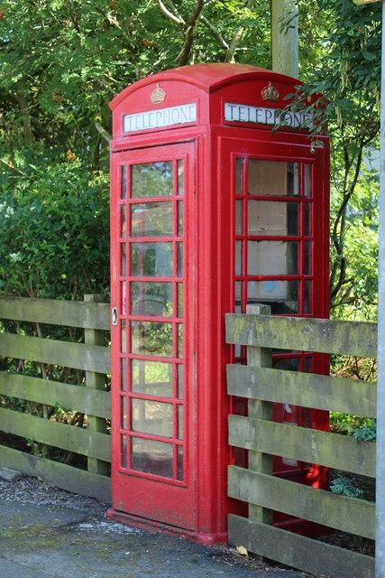 Telephone Box, Kirkbean